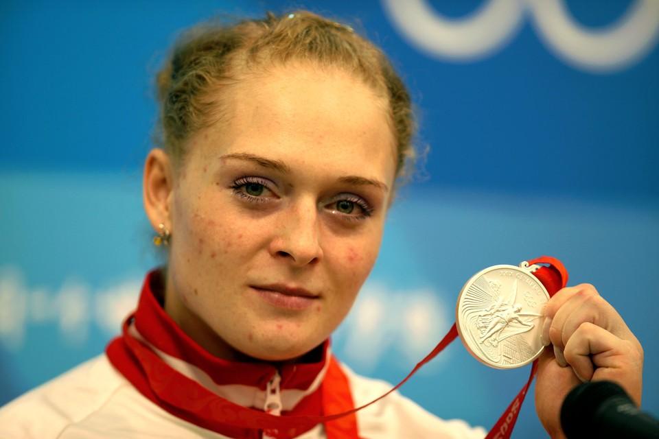 Штангистку Оксану Сливенко обвинили в старом допинге