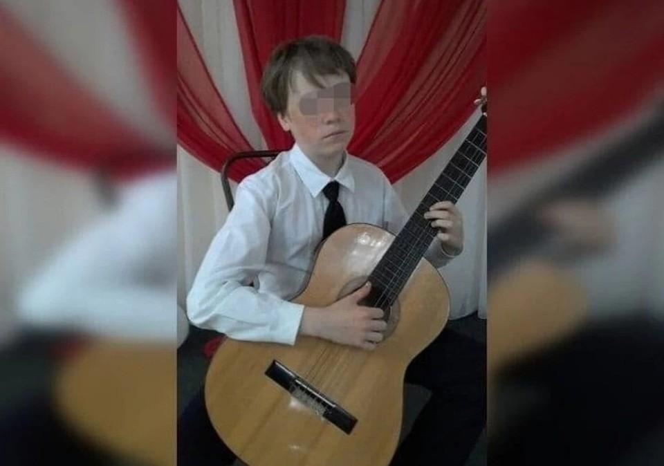 Подозреваемый подросток. Фото из соцсетей