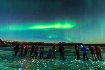 Как правильно фотографировать северное сияние