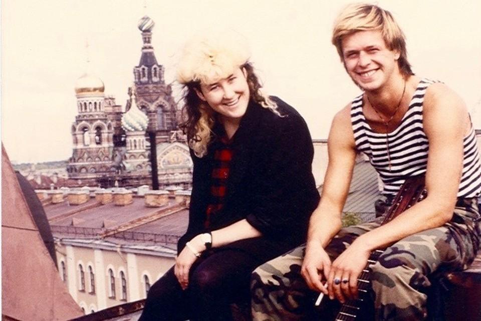Джоанна контрабандой вывозила песни советских музыкантов на Запад. Фото: https://www.joannastingray.com/