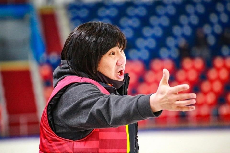 Ильях Хандаев покинул пост главного тренера хабаровского «СКА-Нефтяника»