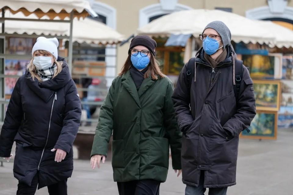 """Комсомолка"" собрала последние новости о коронавирусе в Санкт-Петербурге на 10 марта 2021 года."
