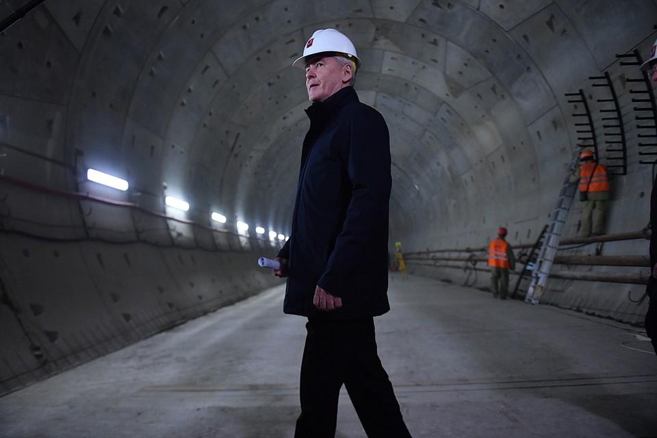 До сегодняшнего дня на строительстве Большой кольцевой линии метро работали 4 тоннелепроходческих комплекса