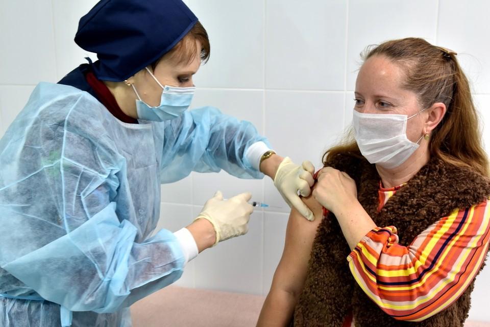 Темпы вакцинации в Крыму снизились
