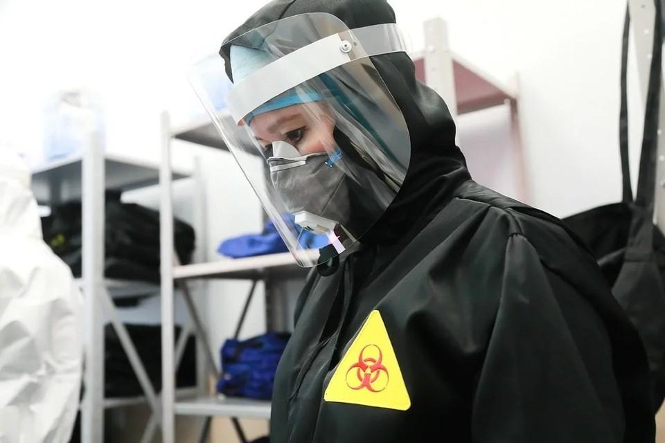Коронавирус в Красноярском крае на 11 марта 2021 года