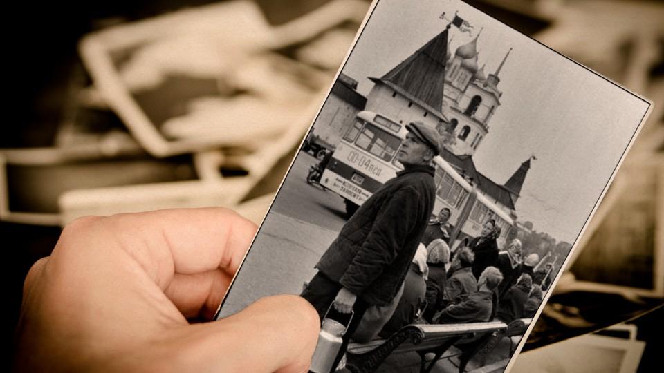 Иван Иванович Чухнов. Фотограф: Анри Картье-Брессон, 1973 год.