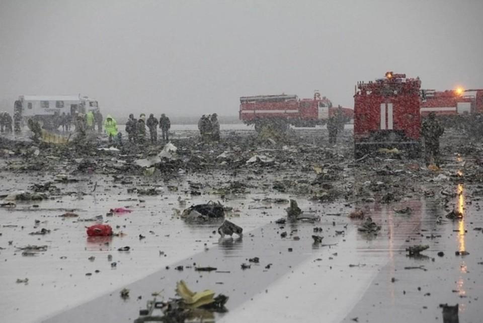 дубай авиакатастрофы