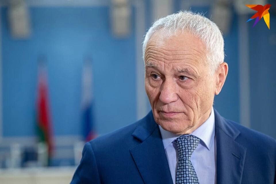 Григорий Рапота освобожден от должности Госсекретаря Союзного государства