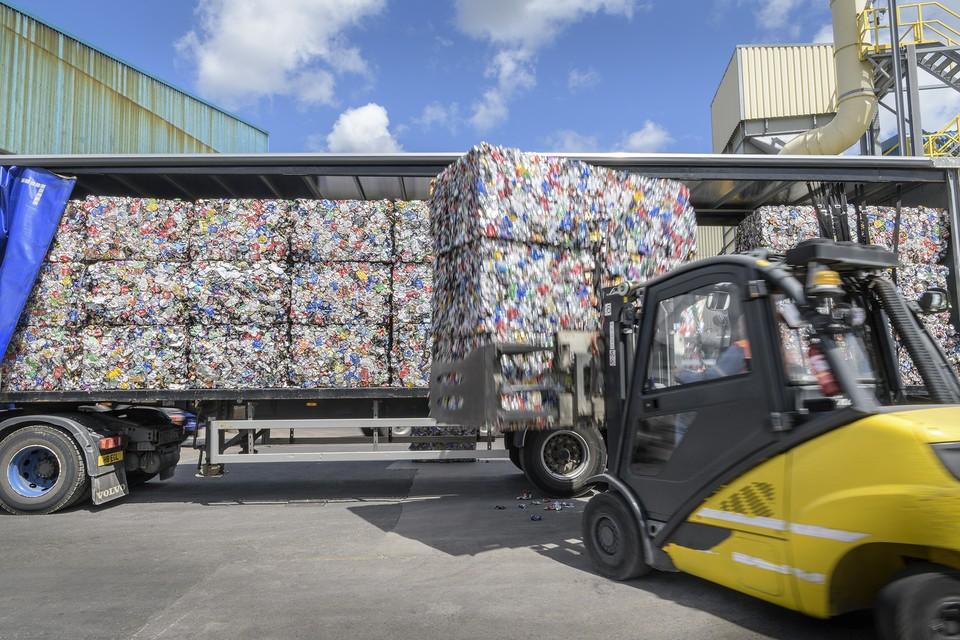 Вторично перерабатываемые материалы могут спасти планету. Фото предоставлены пресс-службой «Арконик СМЗ».
