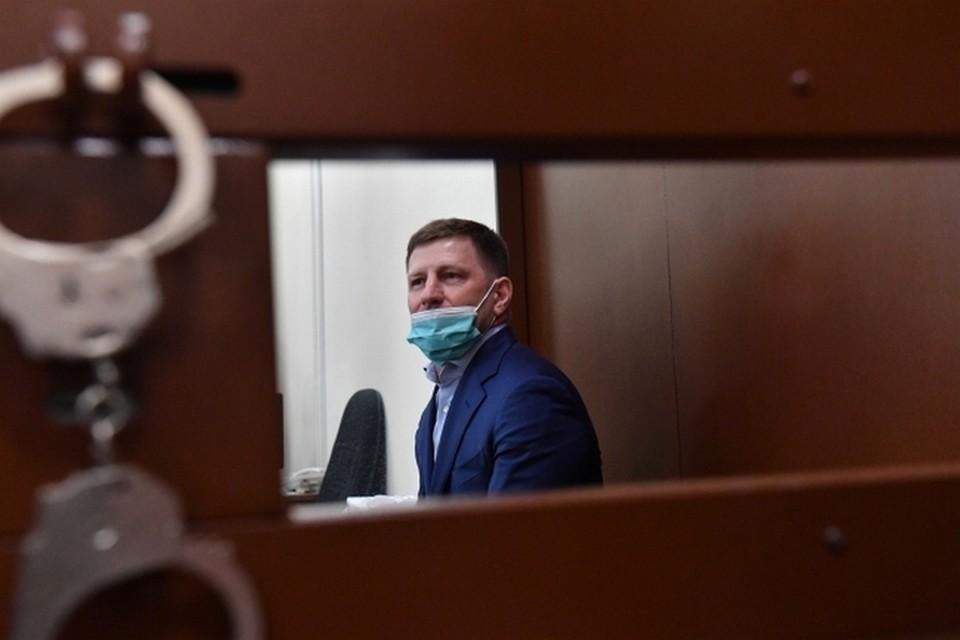 На 25 марта 2021 года известно, что защищать Сергея Фургала взялся известный адвокат, а сам экс-губернатор пожаловался на проблемы со здоровьем