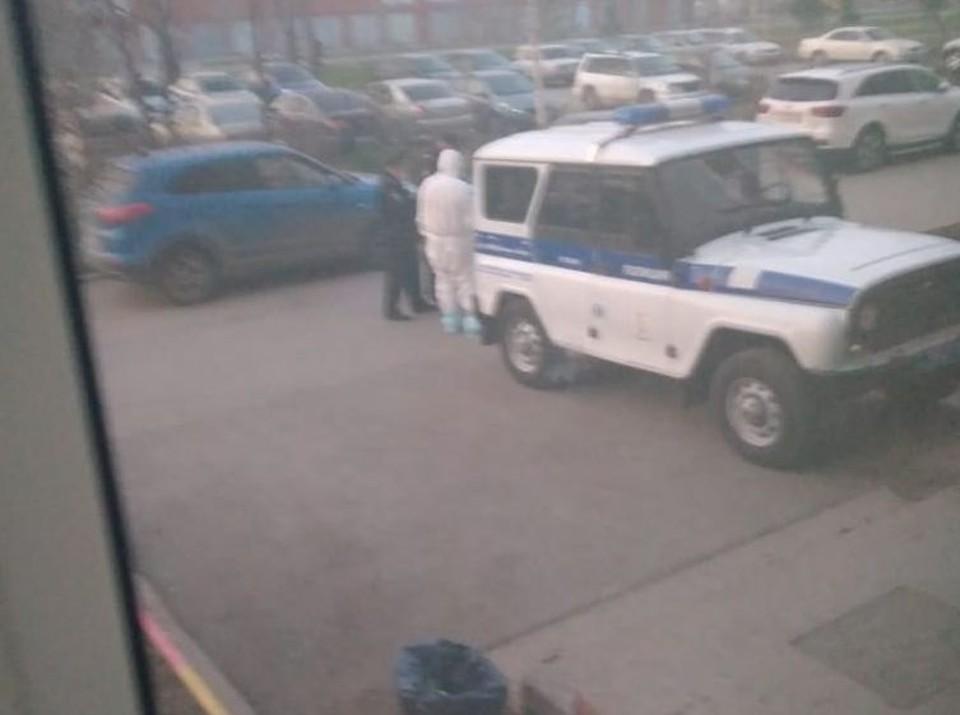 В полиции ситуацию не комментируют.