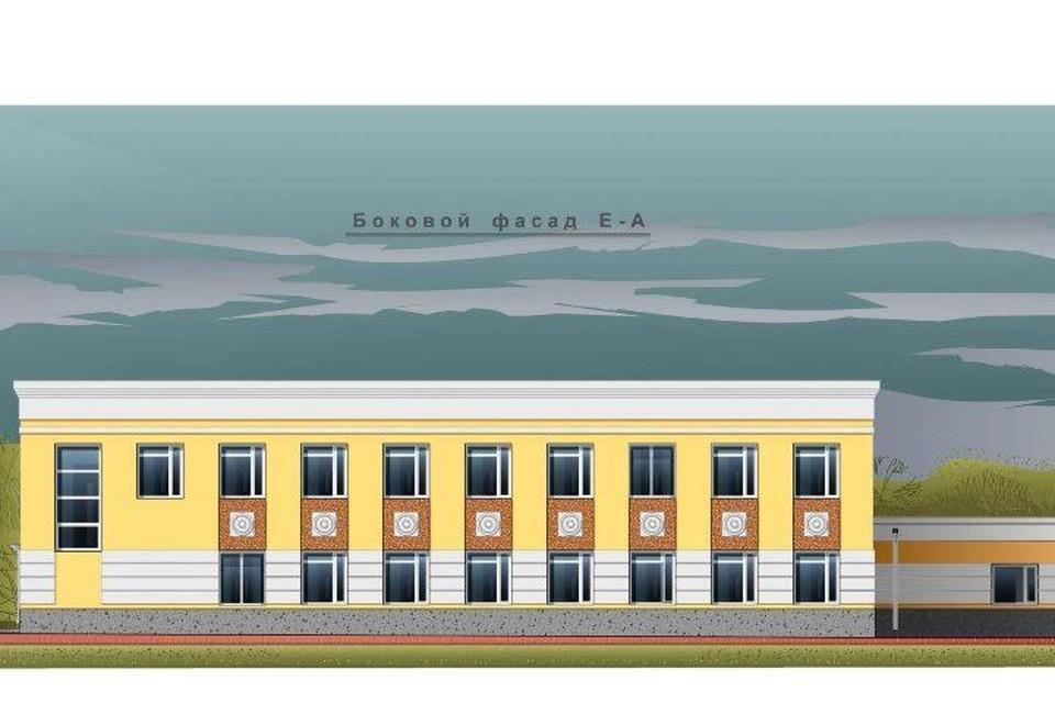 В Володарском районе Брянска возведут новое здание детской школы искусств имени Георгия Свиридова.