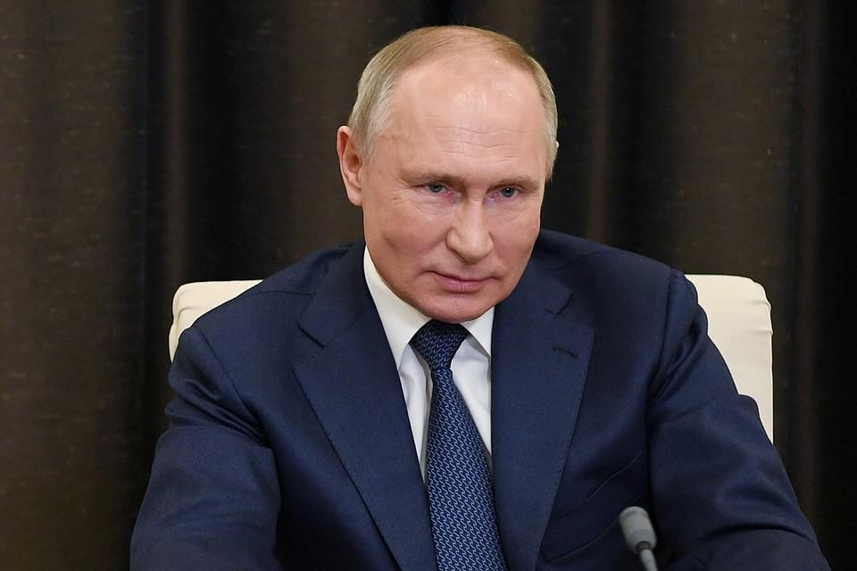 Путин назвал истинные ценности культуры России.