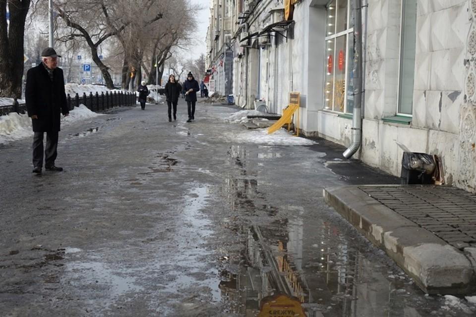 Прогноз погоды на 27 марта: до + 10 градусов и мокрый снег