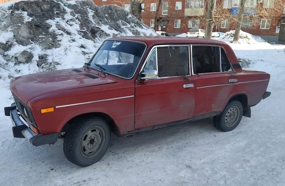 В Новокузнецке полиция задержала автоугонщика-рецидивиста. Фото: ГУ МВД России по Кемеровской области