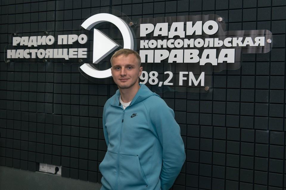Сергей Божин – воспитанник самарского футбола, который после нескольких лет вернулся в «Крылья Советов».