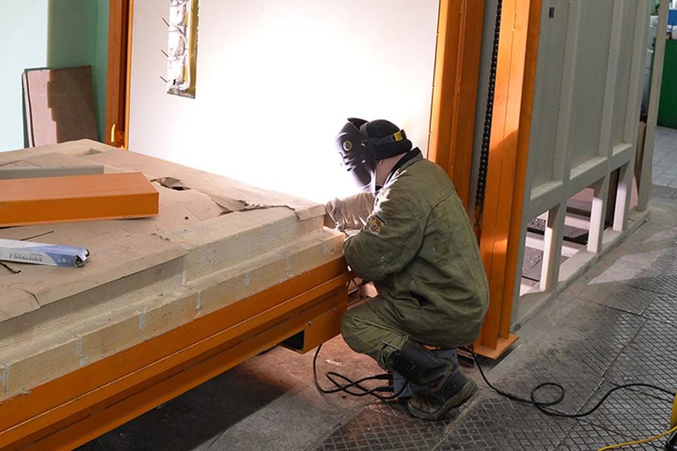 На Арзамасском приборостроительном заводе в рамках программы техперевооружения продолжается обновление оборудования.