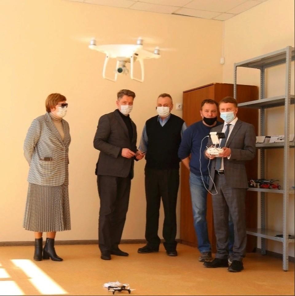 Для Школы юных летчиков в Ижевске хотят дозакупить оборудование, отремонтировать и благоустроить прилегающую территорию