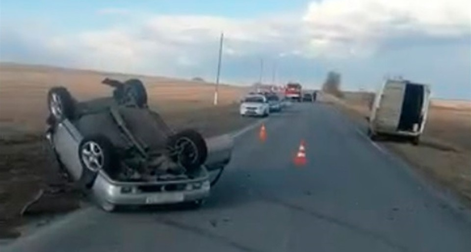 55-летний пассажир автомобиля «ВАЗ» от полученных ранений скончался на месте происшествия.