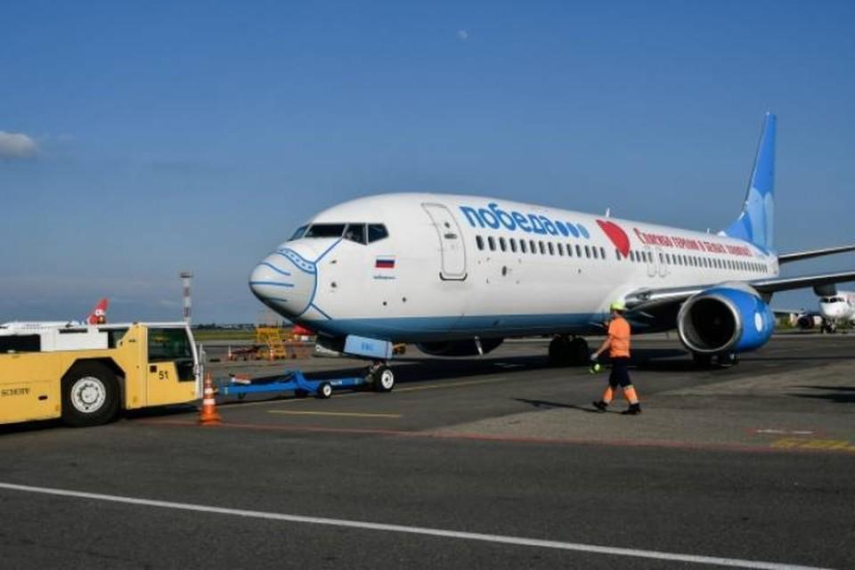 Аэропорт «Победилово» начинает работу по весенне-летнему расписанию.