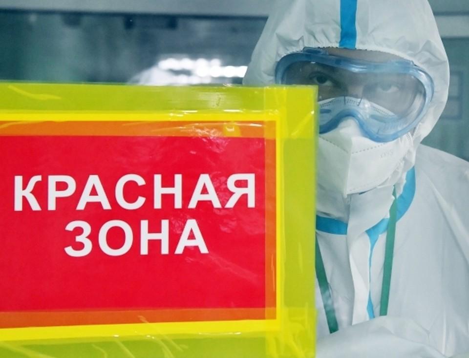 Остаются в больницах 734 пациента