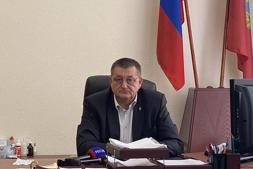 Уволившегося с поста вице-губернатора Брянской области Александра Резунова могут назначить главой администрации Мглинского района.