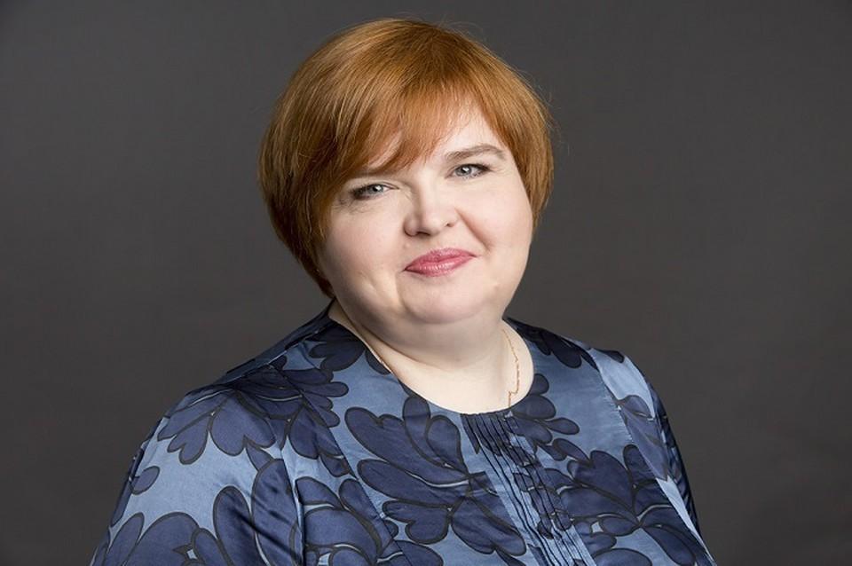 Директор офиса «Омский» Райффайзенбанка Светлана Сальникова