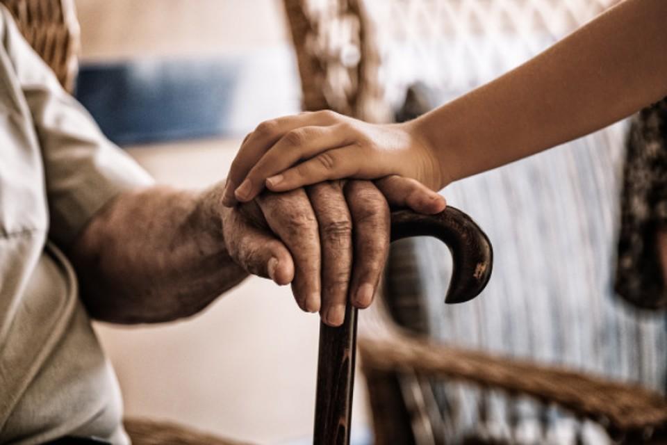 Пенсионеры рады любой помощи.