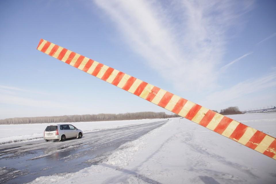 В Кировской области закрыли последнюю ледовую переправу.