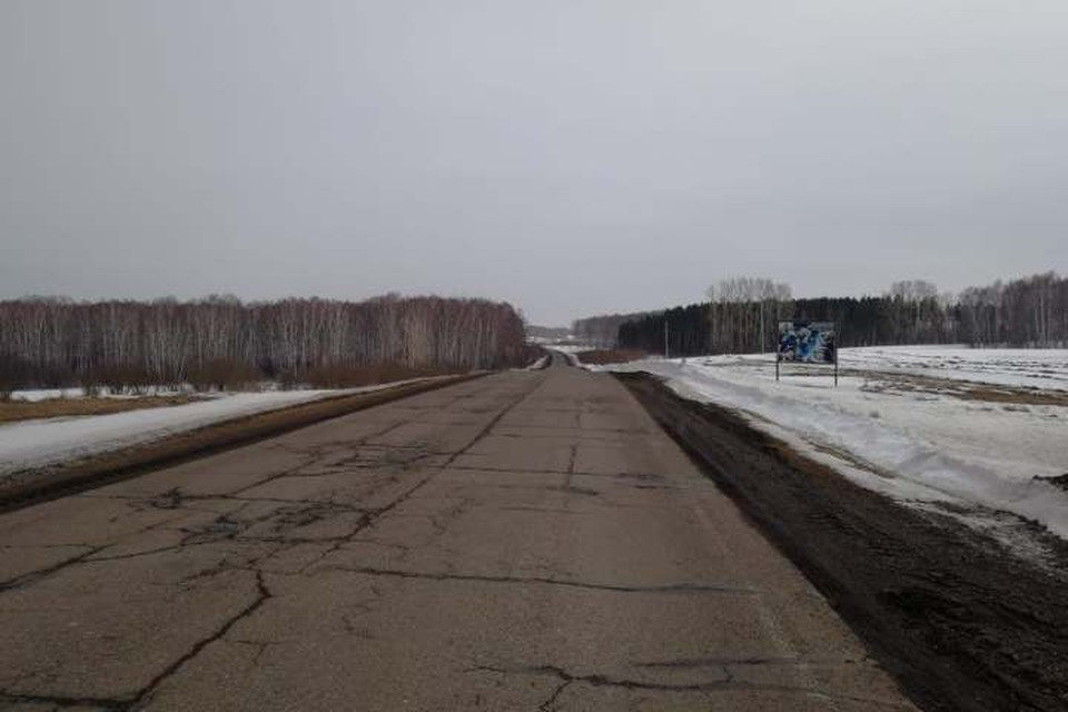 Ремонт автодороги в Листвянку планируют завершить досрочно. ФОТО: пресс-служба АПК