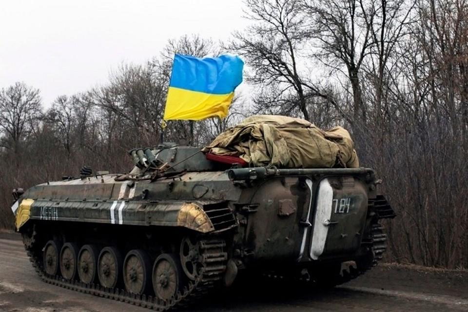 ВСУ продолжают размещать вооружение в жилых кварталах Донбасса. Фото: Штаб ООС