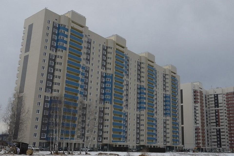 Квартиры площадью по 64 квадратных метров расположены в новом доме №19А на улице Сайдашева. Фото: zelenodolsk.tatarstan.ru