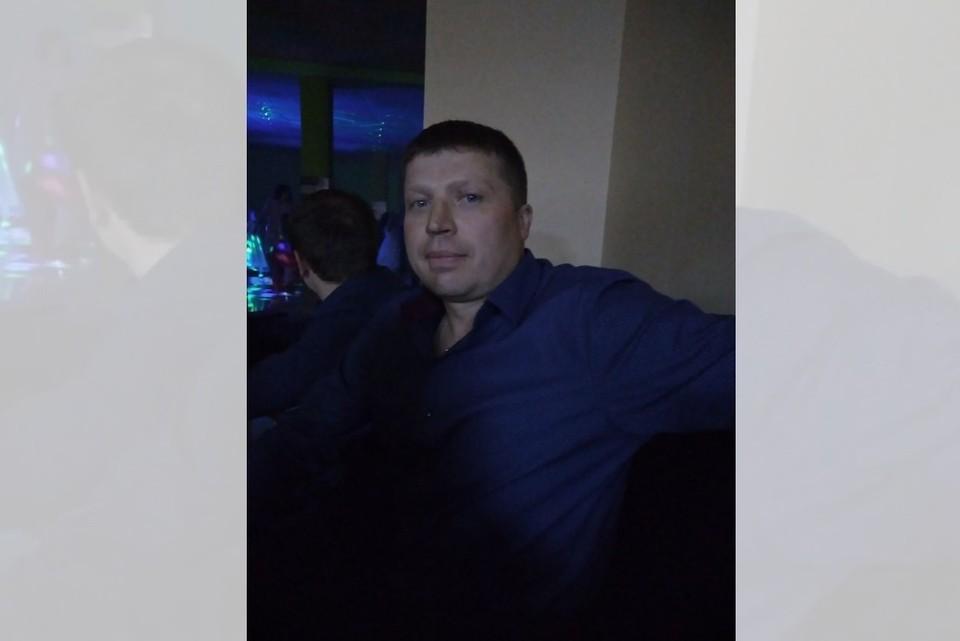 Павел Каргапольцев. Фото предоставлено супругой мужчины