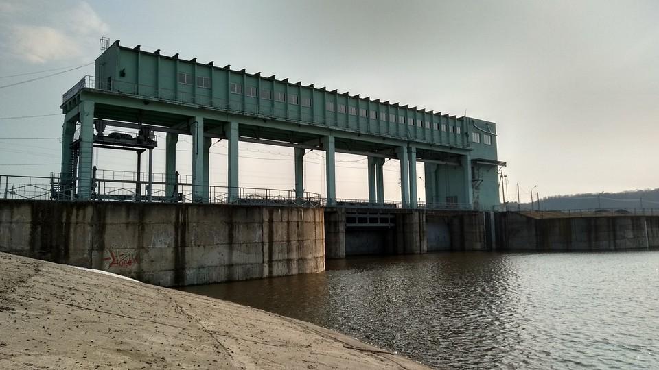 С 31 марта уровень воды в реках областного центра начал постепенно снижаться