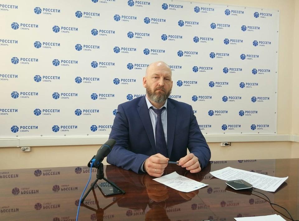 Максим Шитиков. Фото: пресс-служба компании