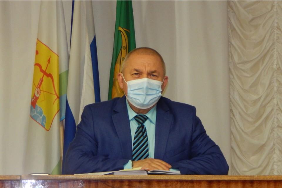 Юрий Федотов ушел в отставку по собственному желанию. Фото: yuriya-kirov.ru