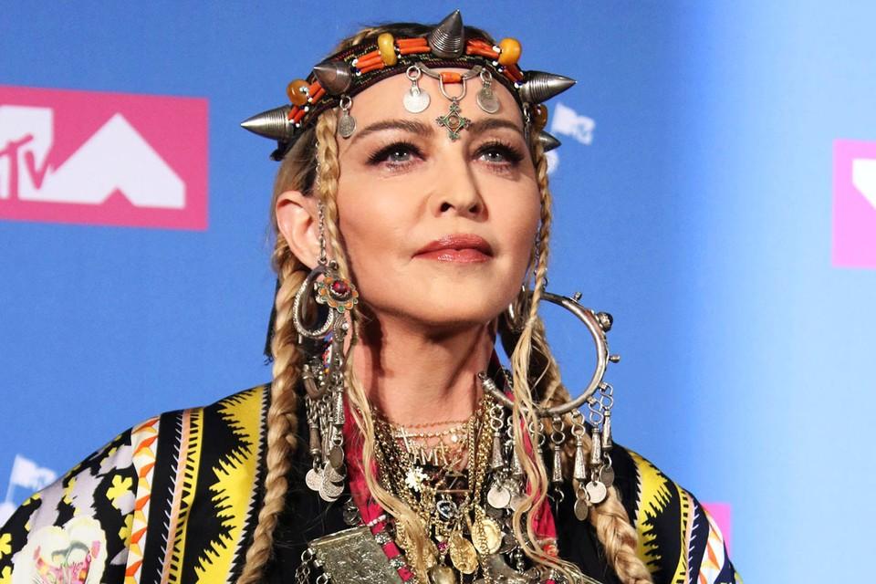 Мадонна привыкла эпатировать публику.