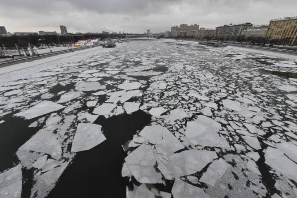 С двух рек Кировской области уже сошел лед.