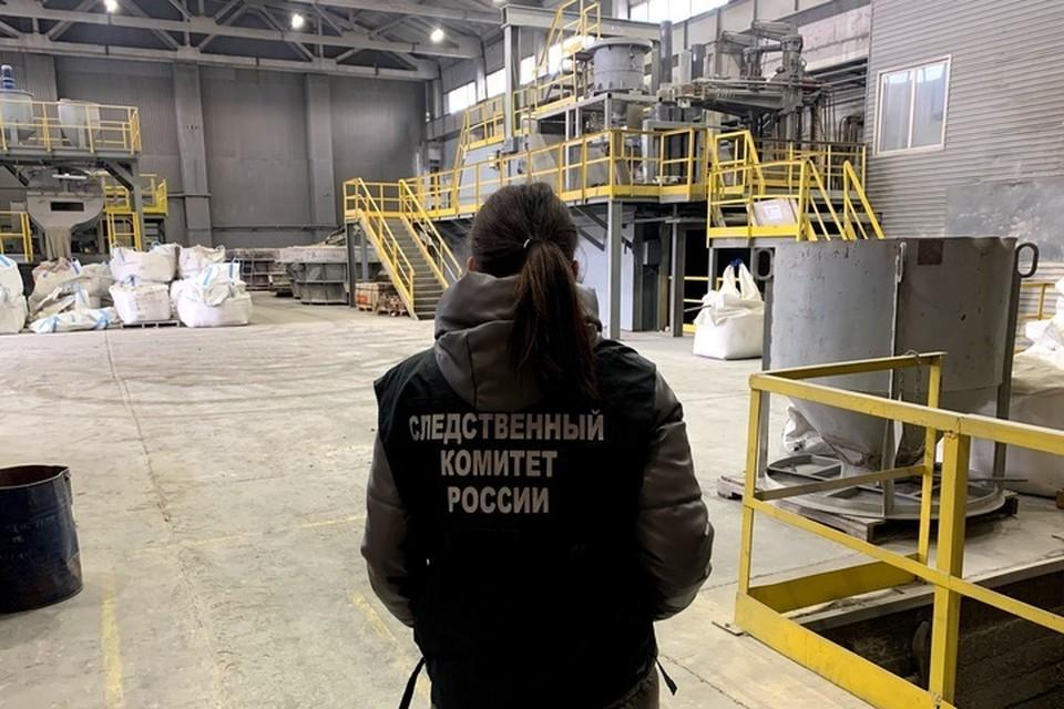 Общий ущерб превысил 1 миллион рублей.