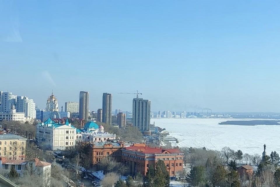 В рейтинге городов, находящихся в условно комфортном климате, Хабаровск - лучший в ДФО