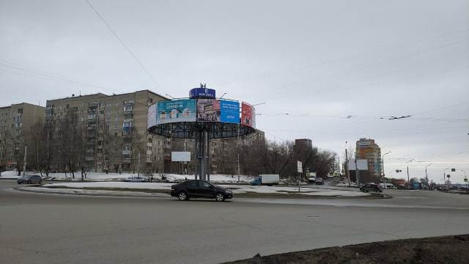 Баннеры с напоминанием о дизайн-коде установили в Ижевске