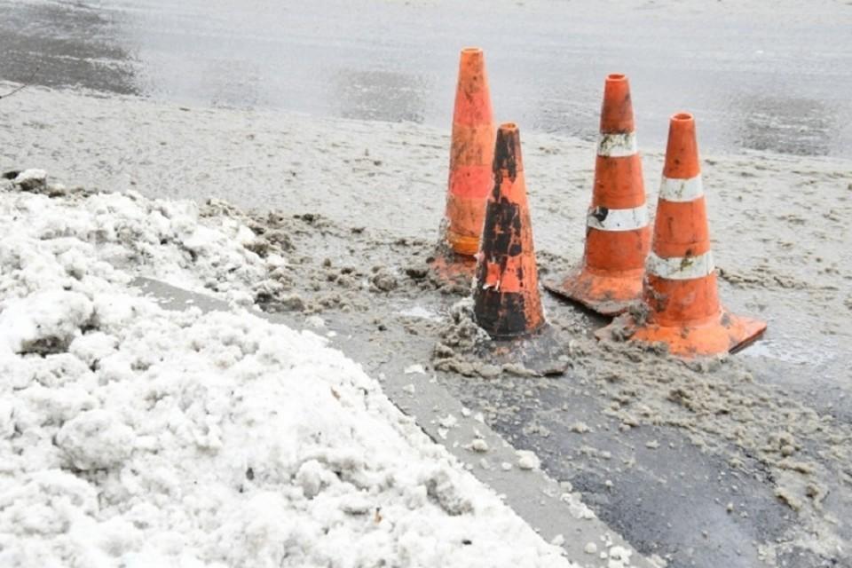 Погода 7 апреля: В северных районах Хабаровского края будет метель и снегопад