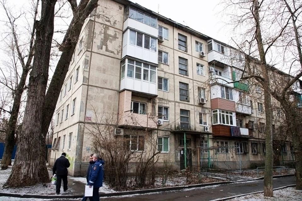 Дом стоит в переулке Кривошлыковском, 4. Фото: администрация Ростова-на-Дону