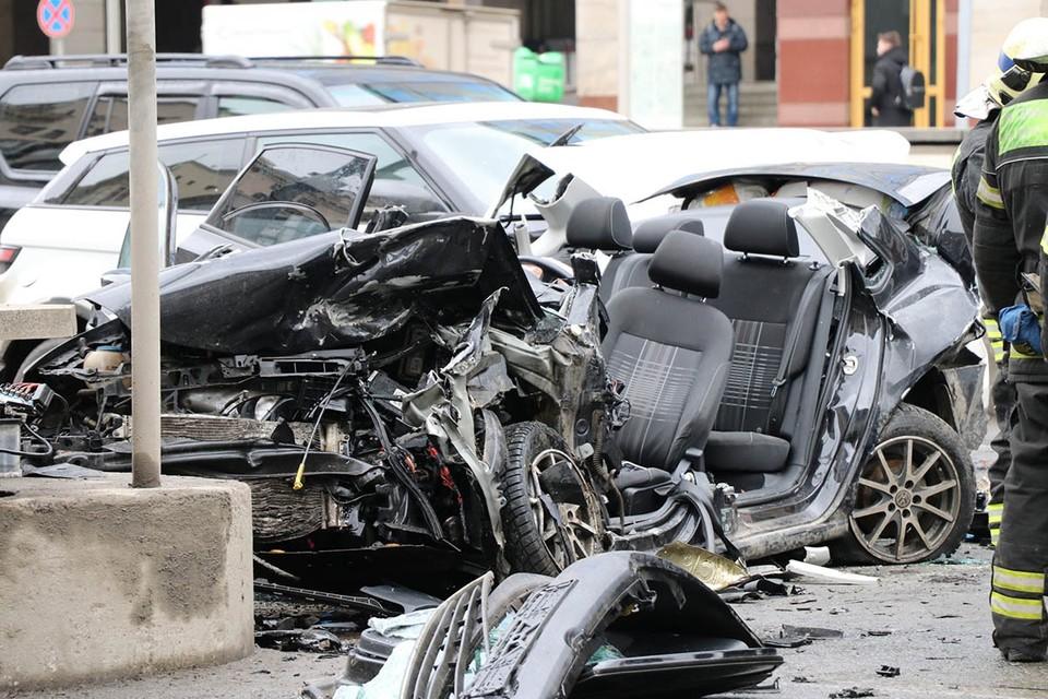 Машина Марии Артемовой не подлежит восстановлению