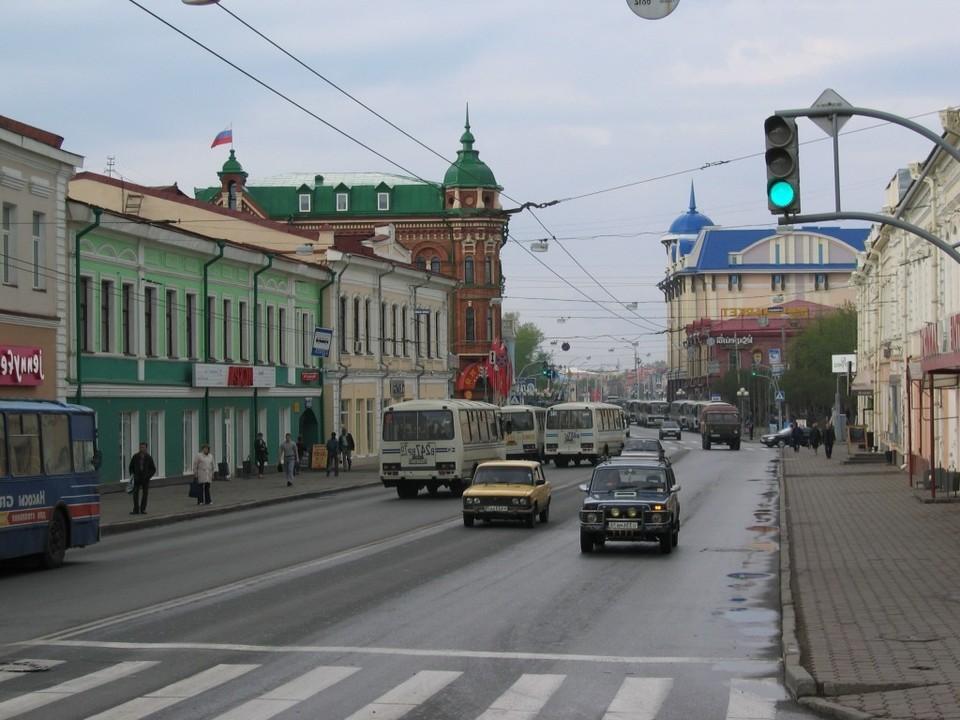 В Томской области продолжается потепление, в некоторых местах возможен снег с дождем.