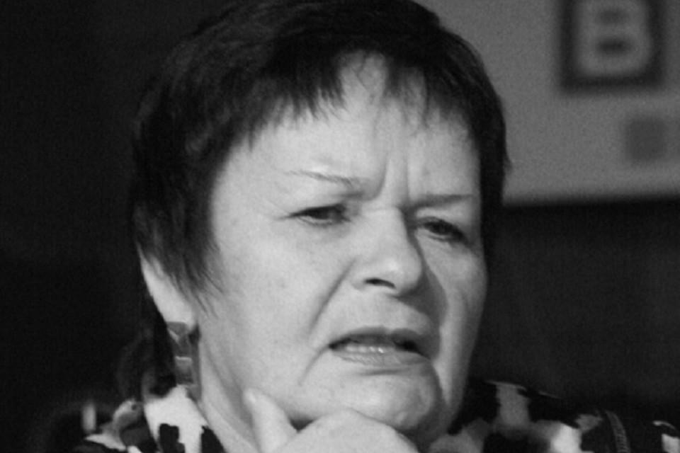 Ушла из жизни Галина Береснева, журналист Комсомольской студии телевидения