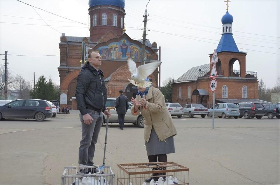 Благовещение - вечные ценности мира и добра: 7 апреля православные туляки отмечают Благовещение Пресвятой Богородицы.