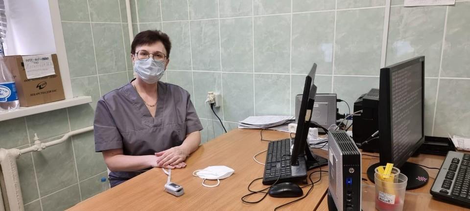 Инфекционист Евгения Сухарева: В Тулу из Тольятти