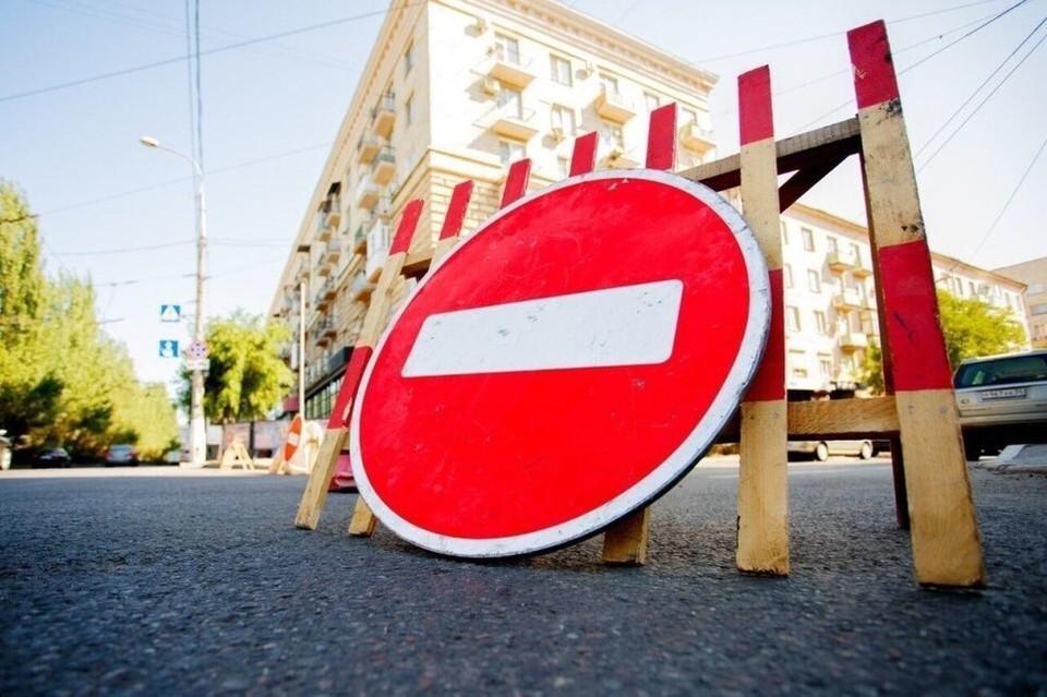 Автомобилистам рекомендуют заранее перепланировать маршрут Фото: cheladmin.ru