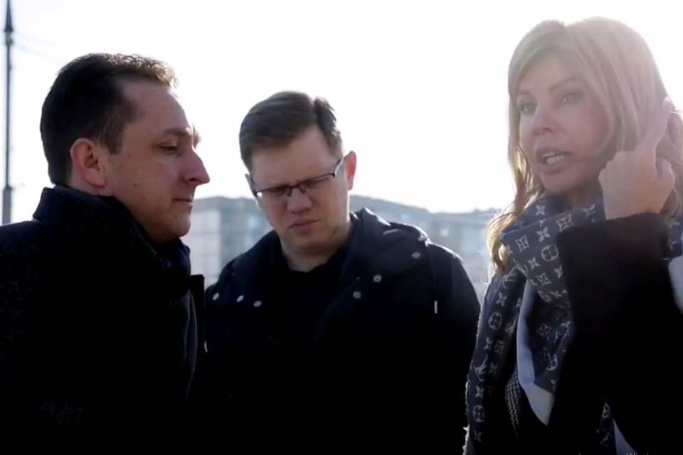 Мэр Липецка разозлилась на чиновников, которые не следят за чистотой в городе